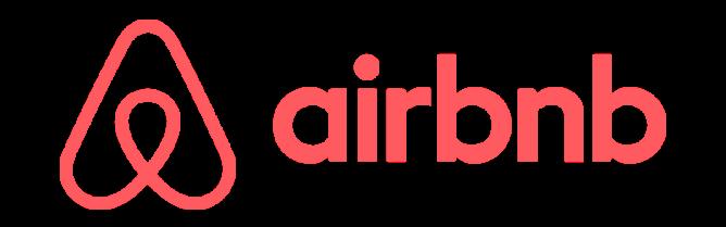 airbnb(エアビーアンドビー)のロゴ