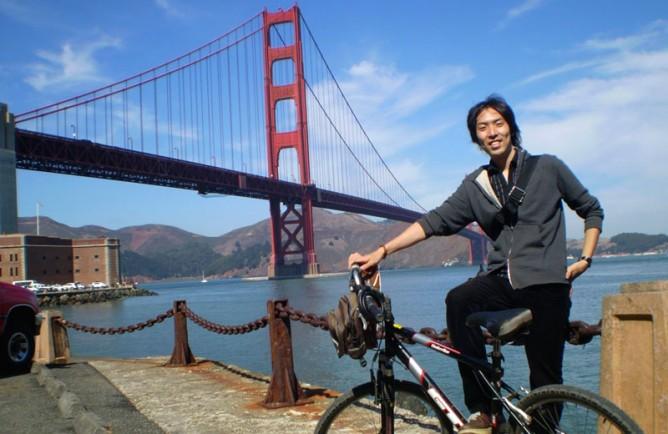 Airbnb サンフランシスコ1人旅