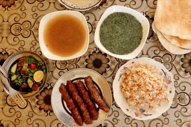 本場のエジプト料理