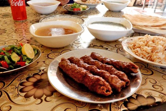 こちらもエジプト料理の定番!コフタ