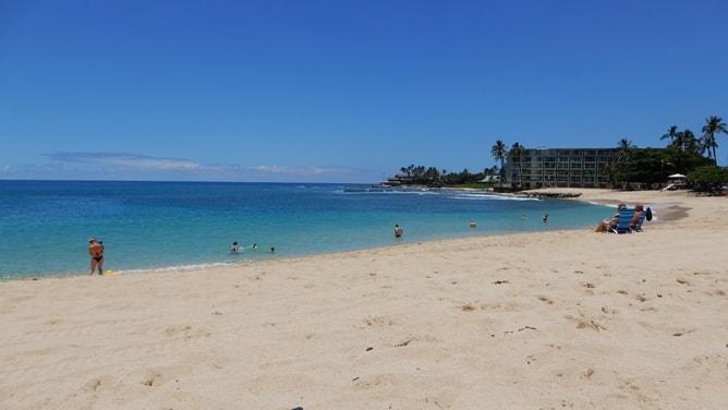 マカハビーチの写真