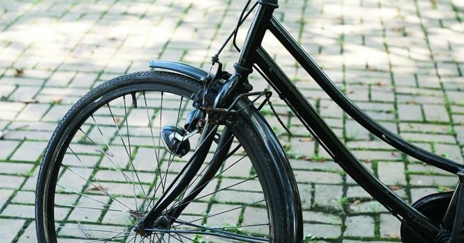 京都の地元民は自転車が大好き