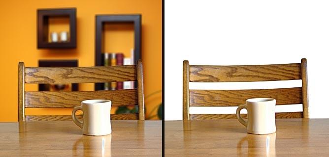 背景色を白くして商品画像を軽くする方法