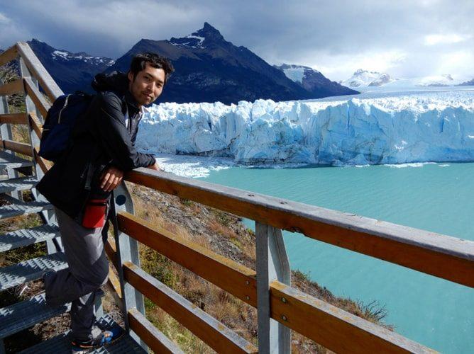 パタゴニアといえばコレ!ペリト・モレノ氷河