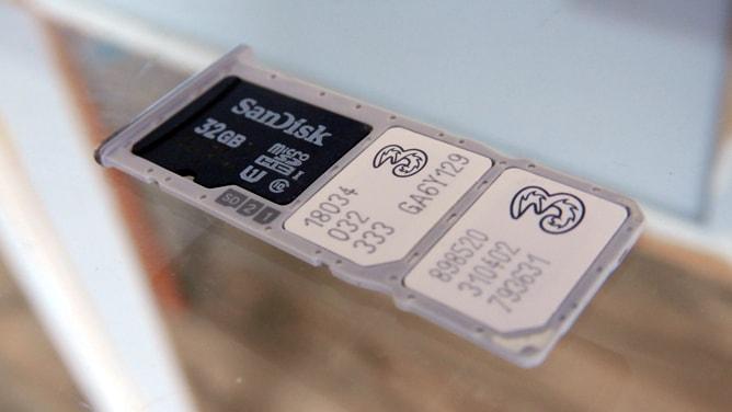 Zenfone Max Pro (M2) はデュアル SIM デュアルスタンバイが可能なスマホ